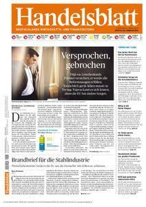 Handelsblatt - 08. Februar 2016