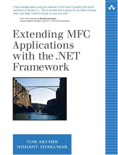 Extending MFC Applications with the .NET Framework