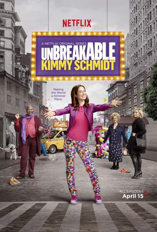 Unbreakable Kimmy Schmidt - Season 4 Part 2