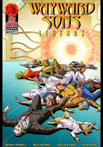 Wayward Sons - Legends 1-23