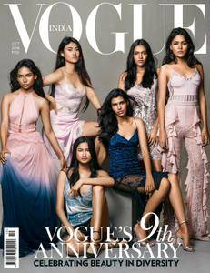 VOGUE India - October 01, 2016