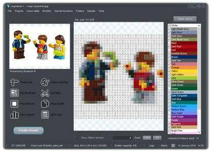 Legoaizer+ 6.0 Build 222 Multilingual