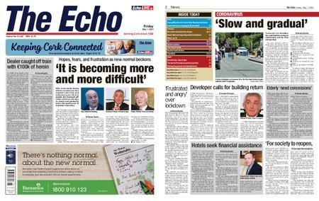 Evening Echo – May 01, 2020