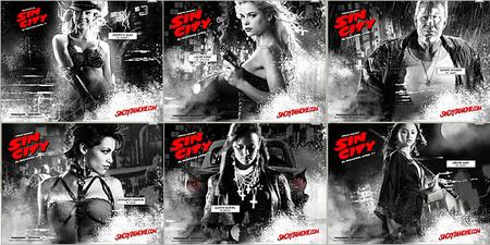 Wallpapers from SinCity movie