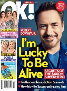 OK! Magazine USA - January 20, 2020