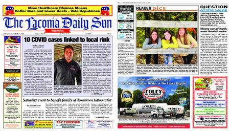 The Laconia Daily Sun – October 17, 2020