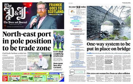 The Press and Journal Moray – August 22, 2019