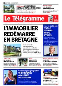 Le Télégramme Guingamp – 22 mai 2020