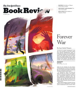 The New York Times Book Review – 18 October 2020