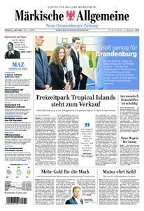 Neue Oranienburger Zeitung - 04. April 2018
