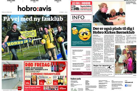 Hobro Avis – 30. oktober 2018