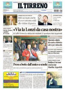Il Tirreno Livorno - 12 Gennaio 2018