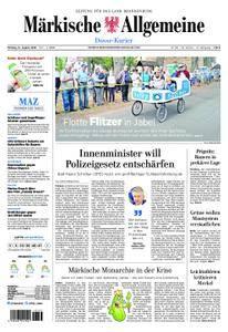Märkische Allgemeine Dosse Kurier - 13. August 2018