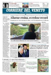 Corriere del Veneto Padova e Rovigo – 23 agosto 2019