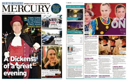 Hertfordshire Mercury – December 12, 2019