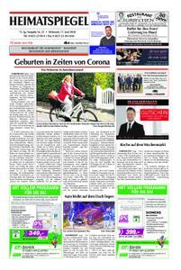 Heimatspiegel - 17. Juni 2020