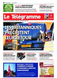 Le Télégramme Auray – 15 août 2020