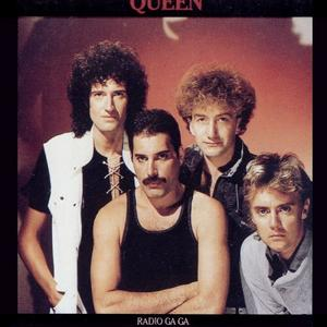 Queen - Radio Ga-Ga (1991) (3''CD JAPAN Single)