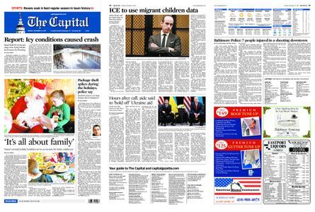 The Capital – December 23, 2019