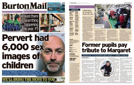 Burton Mail – June 17, 2020