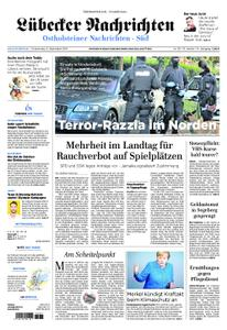 Lübecker Nachrichten Ostholstein Süd - 12. September 2019