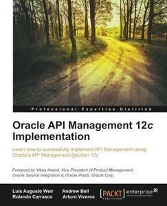 Oracle API Management 12c Implementation