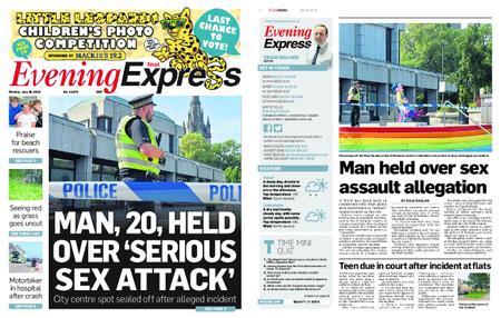 Evening Express – July 29, 2019