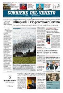 Corriere del Veneto Vicenza e Bassano – 10 ottobre 2018