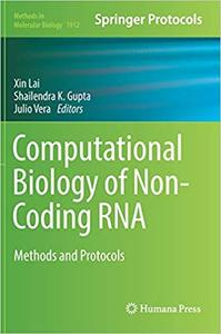 Computational Biology of Non-Coding RNA: Methods and Protocols