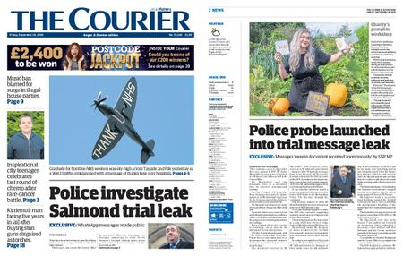 The Courier Angus & The Mearns – September 18, 2020