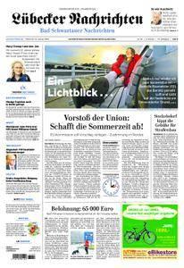 Lübecker Nachrichten Bad Schwartau - 31. Januar 2018