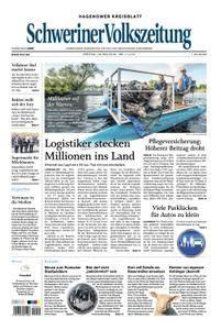 Schweriner Volkszeitung Hagenower Kreisblatt - 18. Mai 2018