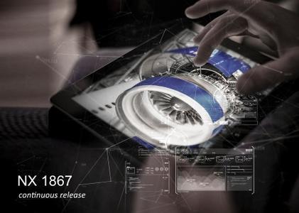 Siemens NX 1867 Update Only