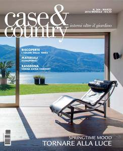Case & Country - marzo 01, 2016
