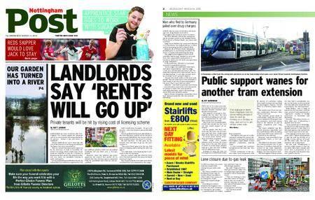 Nottingham Post – March 14, 2018