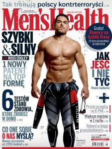 Men's Health Poland - Maj 2019