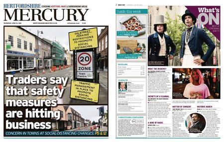 Hertfordshire Mercury – June 18, 2020
