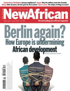 New African - April 2012