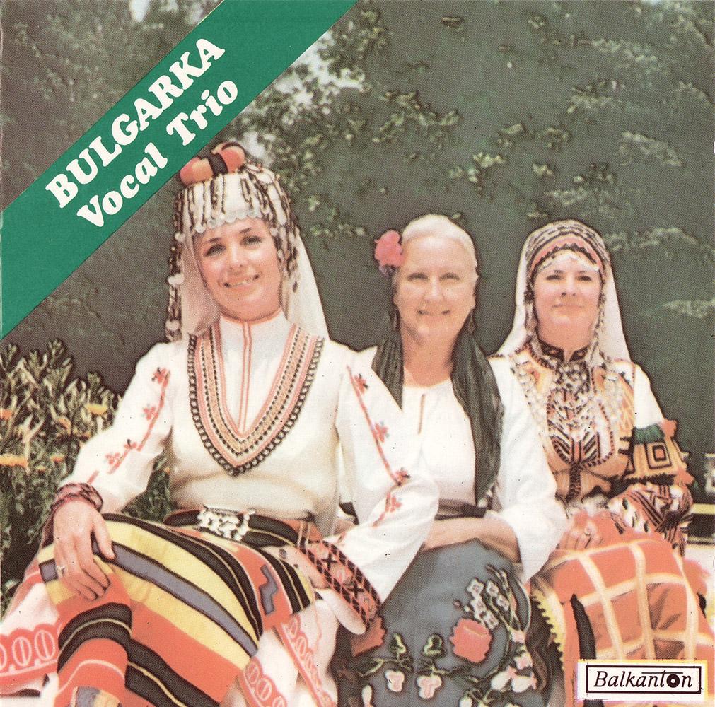 Bulgarka Vocal Trio (1989)