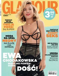 Glamour Poland - Lipiec 2019