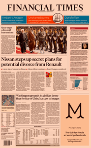 Financial Times Europe – 13 January 2020
