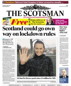 The Scotsman - 14 April 2020