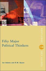 Fifty Major Political Thinkers (repost)
