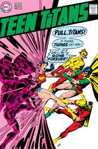 Teen Titans, 1969-06-00 (22) (digital) (fixed) (Glorith-HD