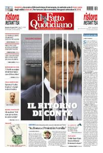 Il Fatto Quotidiano - 25 agosto 2019