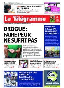 Le Télégramme Ouest Cornouaille – 26 avril 2021