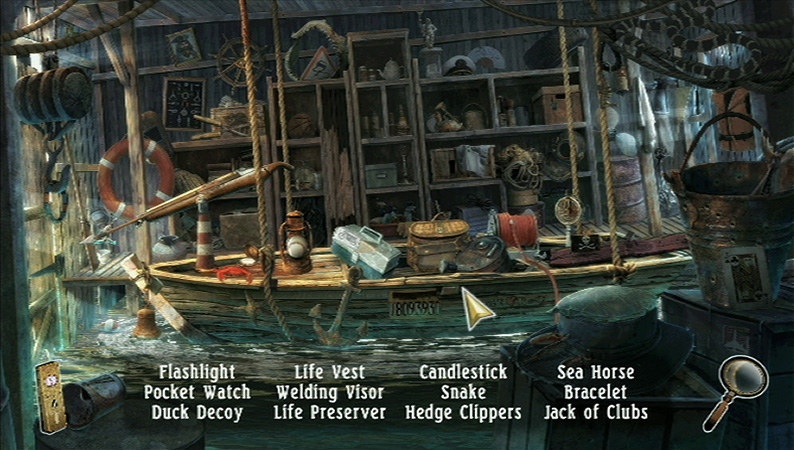Mystery Case Files: The Malgrave Incident (2011/Wii)