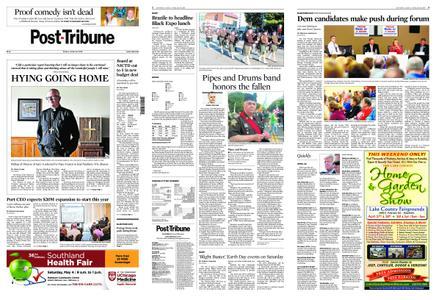 Post-Tribune – April 26, 2019