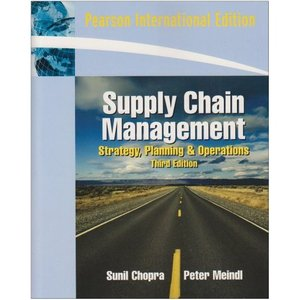 Supply Chain Management: Strategy, Planning and Operations, Third Edition (repost)