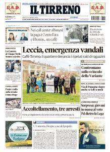 Il Tirreno Livorno - 16 Marzo 2018